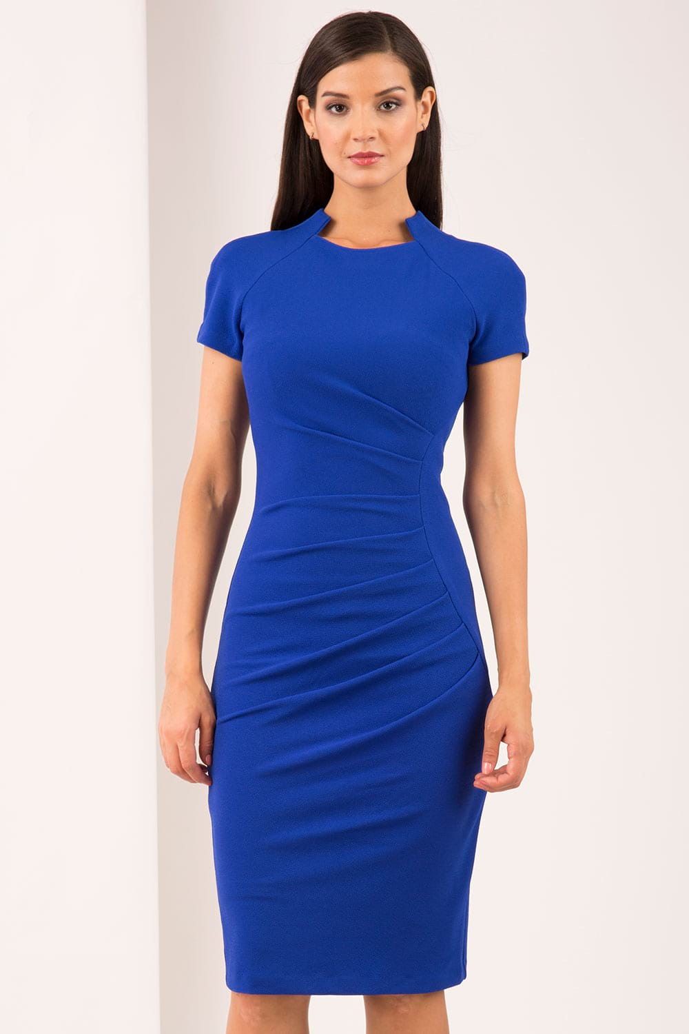 Hybrid Fashion 1285 Jourdan High Neck Dress