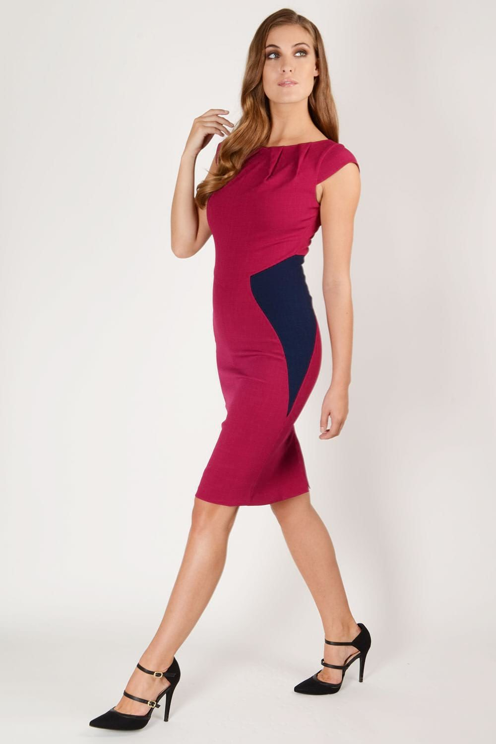 Hybrid Fashion 1246 Annabelle Pencil Dress
