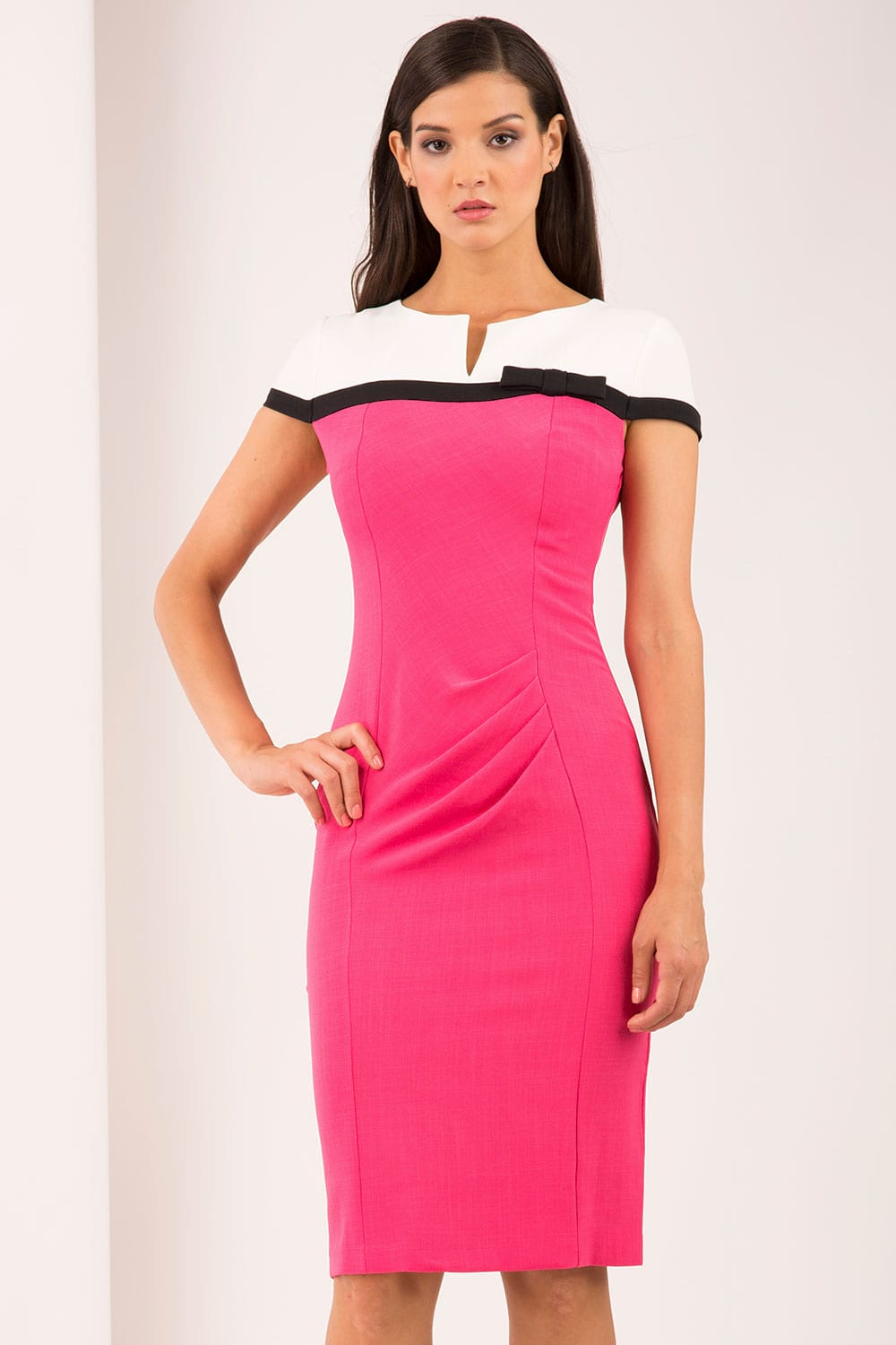 Hybrid Fashion 1278 Hudson Pencil Dress