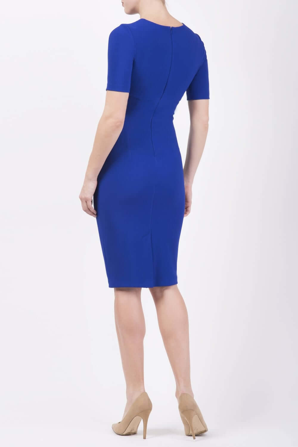 lydia-short-sleeved-pencil-dress-p197-36355_zoom cobalt 2